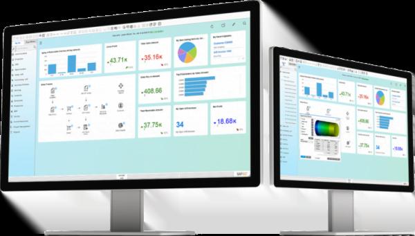 ERP Software für kleine und mittlere Unternehmen: SAP Business One Screenshot zum Modul Verkauf auf business-one-consulting.com