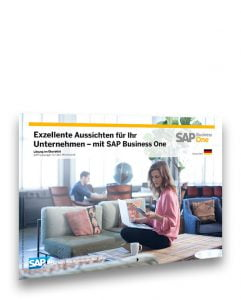 SAP Business One - exzellente Aussichten