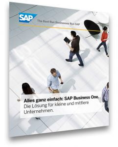 conesprit - der SAP Partner für Business One in Baden Württemberg implementiert SAP Business One in der Cloud.
