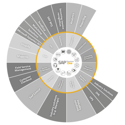 SAP Business One Stufe 2