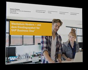 SAP Business One Einstiegspaket