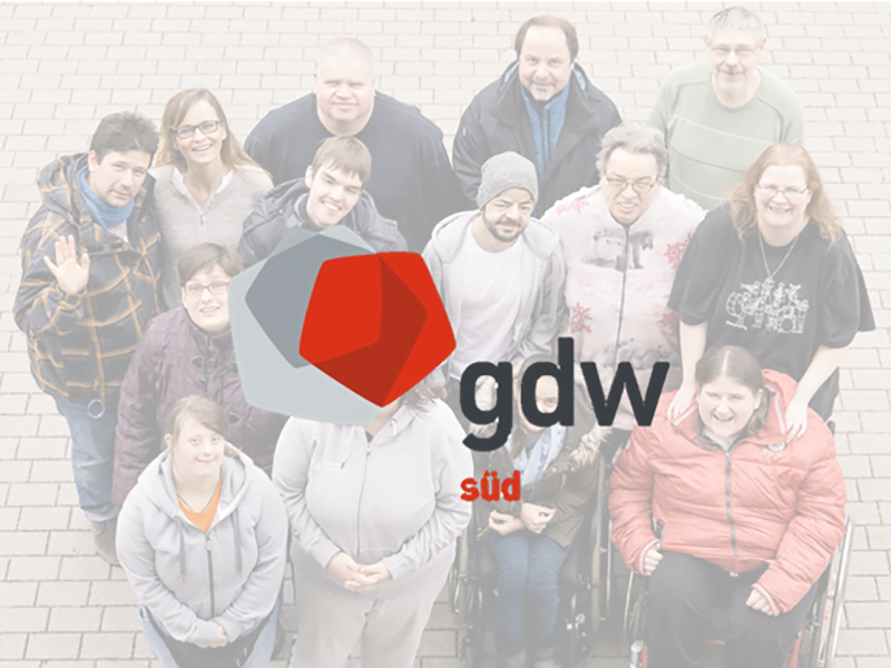 gdw süd – Genossenschaft für behinderte Menschen Süd eG