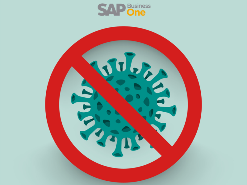 Virus und SAP Business One